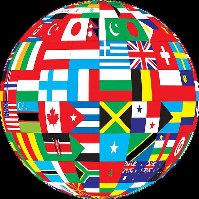 Weltweite Zustellung